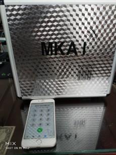 Bộ Micro Livestream V8 MKai