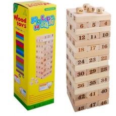Bộ trò chơi rút gổ Toys