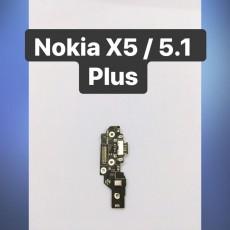 Cụm sạc Nokia 5.1 plus