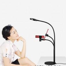 Giá đở mic live stream Led (3-1)