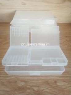 Hộp nhựa đựng linh kiện