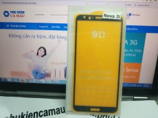 Kính cường lực Huawei  Nova 2i full keo (2D5D9H....)
