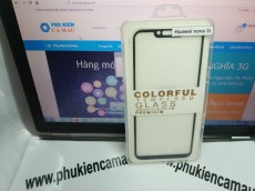 Kính cường lực Huawei  Nova 3i full keo (2D5D9H....)