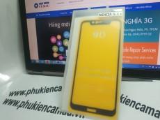 Kính cường lực Nokia 5.1 plus full keo (2D5D9H....)