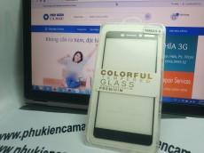 Kính cường lực Nokia 6 full keo (2D5D9H....)
