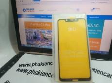 Kính cường lực Nokia 8.1 full keo (2D5D9H....)