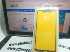 Kính cường lực Nokia X7 2018 full keo (2D5D9H....)
