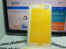 Cường lực Samsung C9