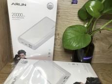 Pin dự phòng Arun 20000mAh 2020