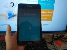 Samsung T285 mở tài khoản