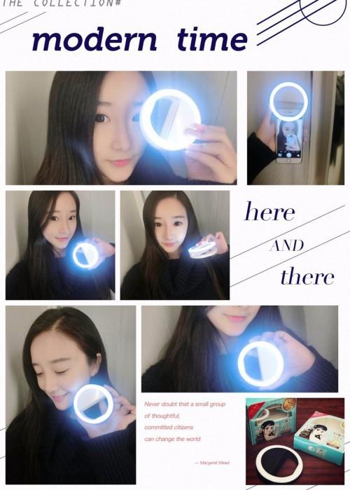Đèn Selfie RK12