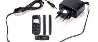 Sạc điện thoại Nokia đầu nhỏ