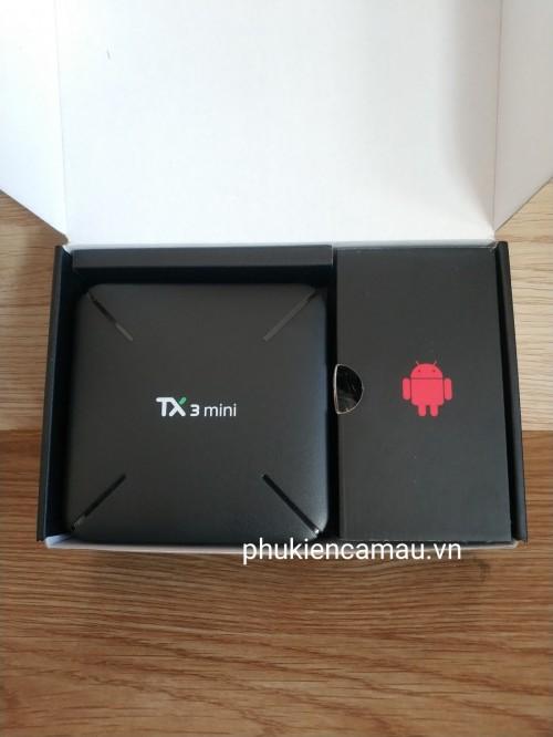 Box Tivi TX3 mini
