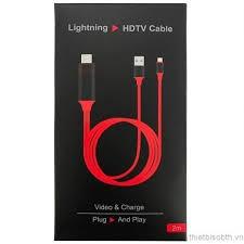 Cáp HDMI iphone