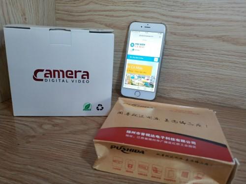 Camera ốp trần (1080P)