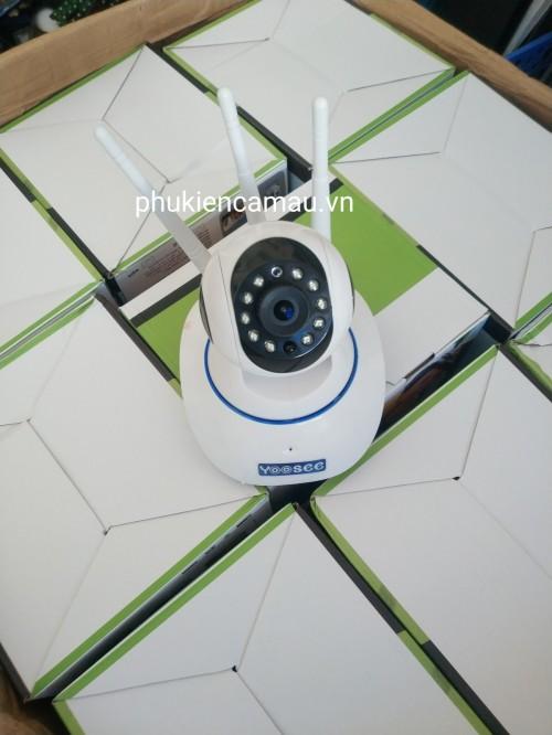 Camera Yoosee 3 râu chuẩn 720