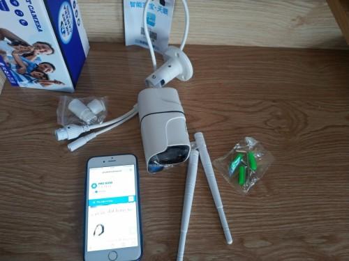 Camera IPW023 (1080P)