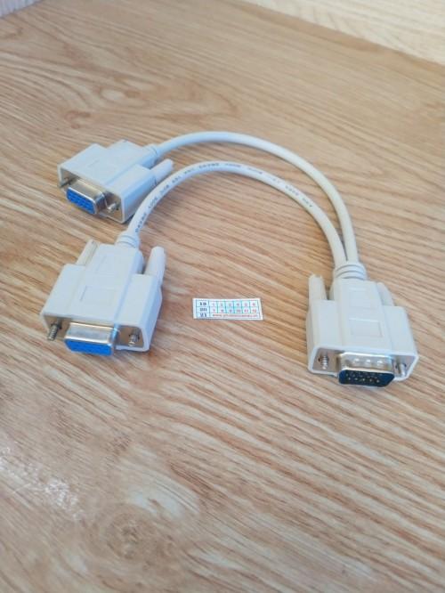 Cáp 1 VGA ra 2 VGA
