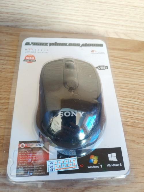 Chuột không dây Sony