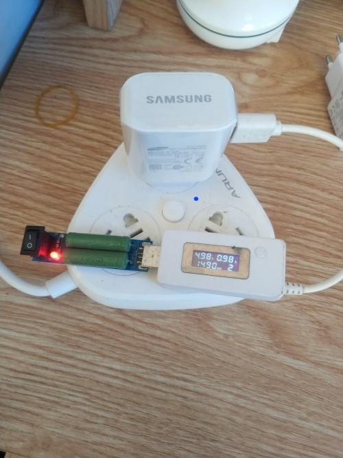 Cóc sạc nhanh Samsung D5