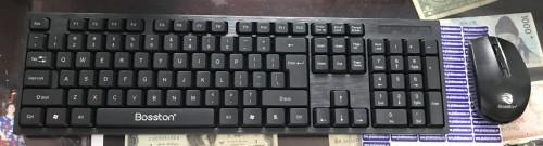 Combo không dây bàn phím + chuột