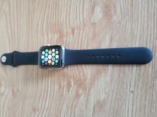 Dây Apple Watch cao su