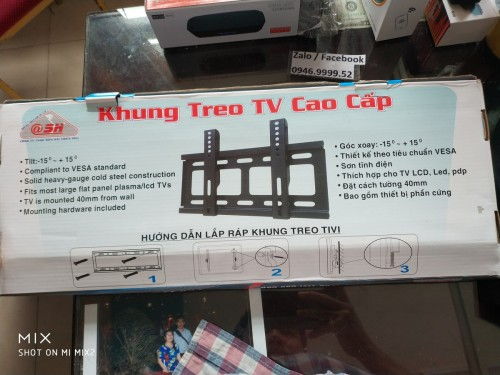 Khung treo TV (42-52in)