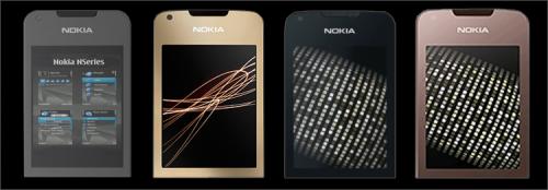 Mặt kính Nokia 8800 các đời