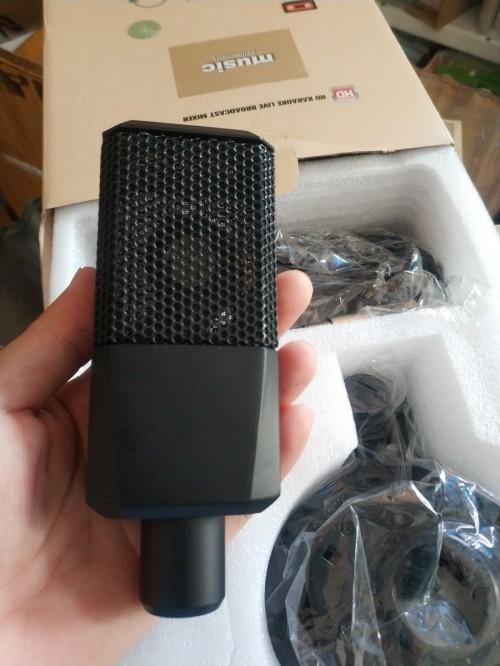 Mic thu âm LGT 240
