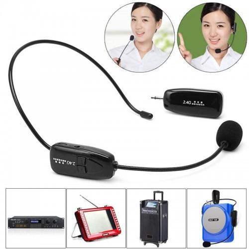 Mic trợ giảng không dây đeo tai G18
