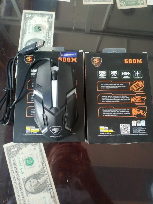 Mouse usb 600M