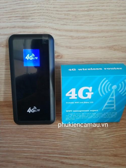Phát wifi kiêm sạc DP (10.000 mah)