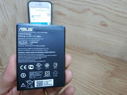 Pin Asus Zenfone Go