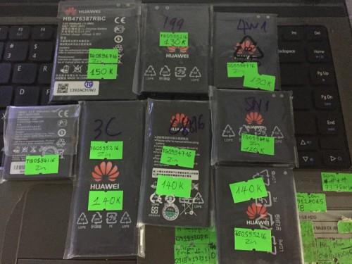Pin điện thoại Huawei
