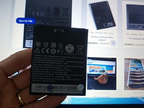 Pin HTC Desire 526