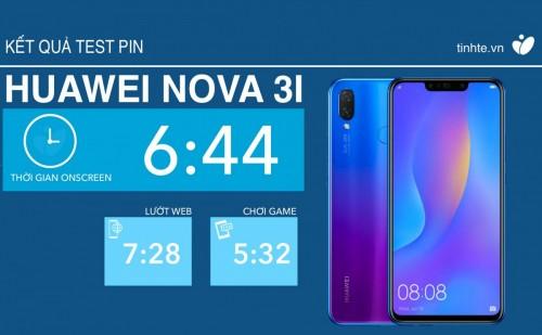 Pin huawei nova 3i