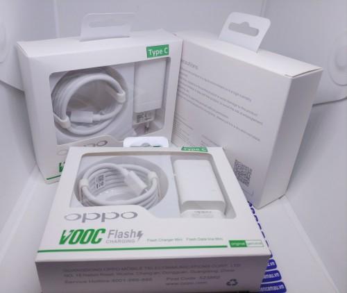 Sạc bộ Oppo VOOC Type-C