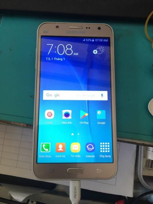 Samsung J7 Nạp Tiếng Việt